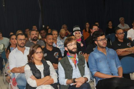 Auditório - Foto Giovani Cruz