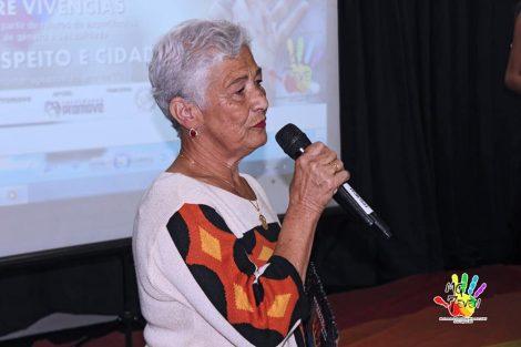 Mãe Ávila do Ogum - Foto Giovani Cruz