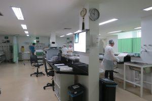 A Unimed Sete Lagoas inaugurou no dia 18 de novembro a Unidade de Terapia Intensiva no Hospital Unimed