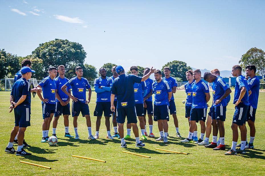 Foto: Vinnicius Silva - Cruzeiro