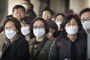 OMS declara alerta emergência internacional por causa do coronavírus | Foto: MARK RALSTON / AFP