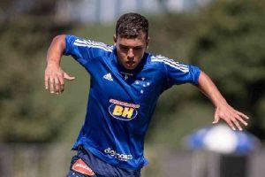 Vinícius Popó testou positivo para coronavírus (Foto: Gustavo Aleixo/Cruzeiro)